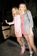 Kathryn Newton & Grace McKagan - Chrome Hearts Garden Party in Los Angeles 05/08/14
