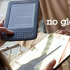 Comercial de Kindle &#8230;. contra el Ipad