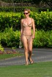 Hilary Swank BIKINI in Hawaii 08/28/08