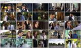 Karen Gillan - Doctor Who S05E01 - police uniform, short skirt - 3rd April 10