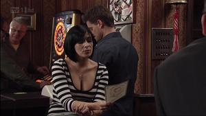 Kym Marsh | Corrie 1-7-10 | Cleavage | HD 1080i