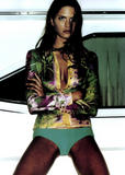 "Numero Issue #10 of 2-2000 (France) - Vogue Paris April 2007, 'Chrono-Lagos', Ph. Mikael Jansson Foto 43 (Numero ������ № 10 2-2000 (�������) - Vogue Paris ������ 2007 ����, ""Chrono-�����"", ��� ������ ����� ���� 43)"
