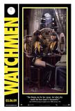 "Malin Akerman ""Watchmen"" Comic-Con Poster"