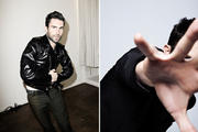 Adam Levine Paper Magazine May 2012