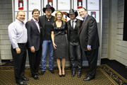 Faith Hill - Nashville Humanitarian Award acceptance photos - March 2nd 2011
