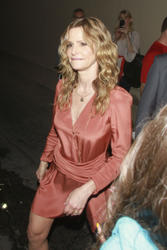 "Kyra Sedgwick - Sexy dress leaving the ""Jimmy Kimmel Show"" - July 19, 2011 - x 4"