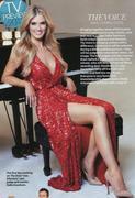 Delta Goodrem in Who Magazine
