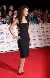 Cheryl Tweedy ~ National Television Awards 2011 at the O2 Arena in London - Jan. 26 (27HQ)
