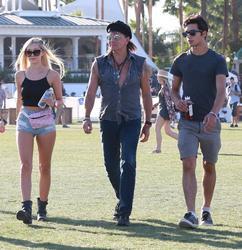 Ava Sambora - Coachella Music Festival 4/12/15